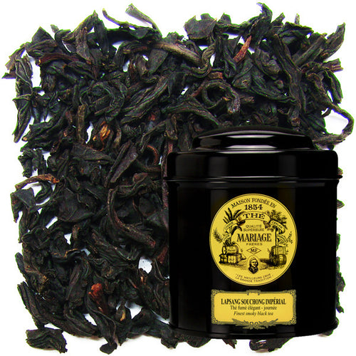 Lapsang Souchong Smoked Black Tea Tea by Mariage Frères (loose leaf)