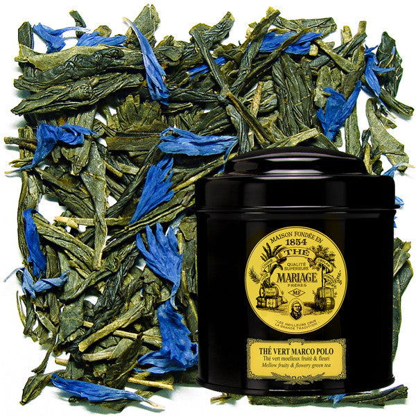 Marco Polo Vert Green Tea by Mariage Frères