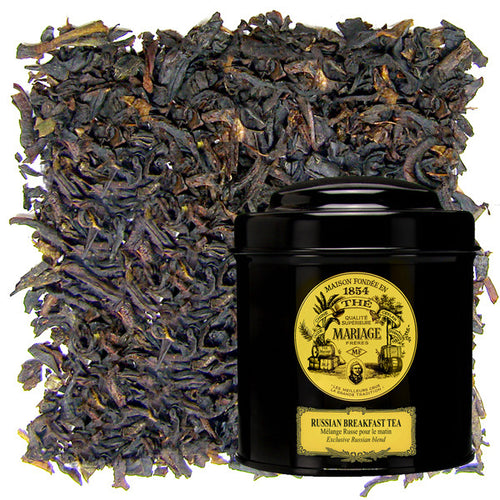 Russian Breakfast Black Tea by Mariage Frerès (loose leaf)