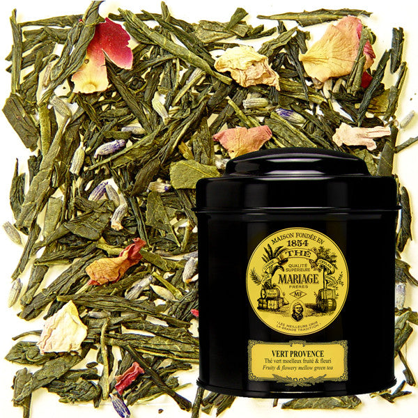 Vert Provence Green Tea by Mariage Frères (loose leaf)
