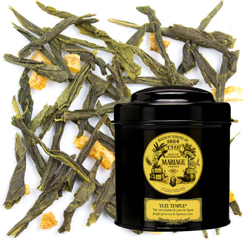 Yuzu Temple Green Tea by Mariage Frères (loose leaf)