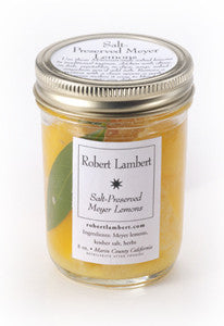 Preserved Meyer Lemons from Robert Lambert