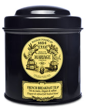 French Breakfast Black Tea by Mariage Frères (100g tea tin loose leaf)