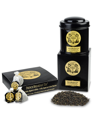French Breakfast Black Tea by Mariage Frères (loose leaf)
