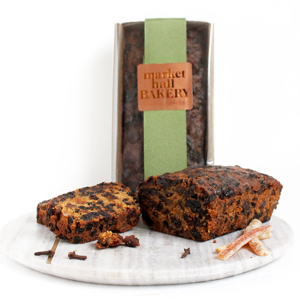 Old Fashioned Fruitcake from Market Hall Bakery