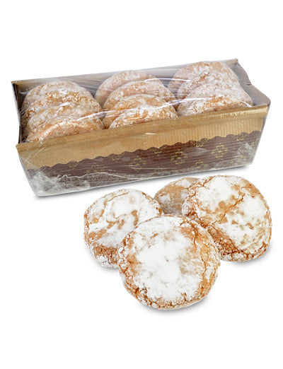 Ricciarelli Almond Cookies from Market Hall Bakery