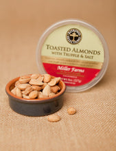 Truffle Almonds from Miller Farms