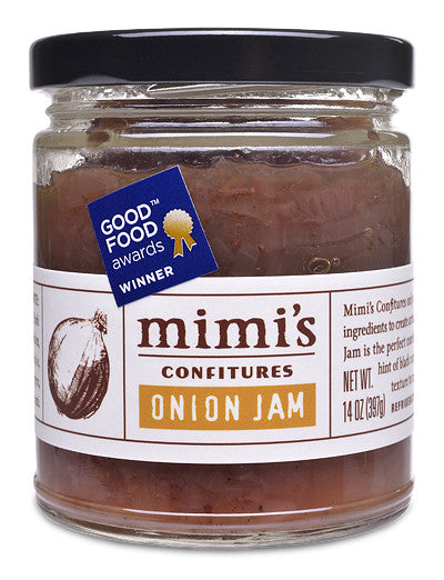 Onion Jam from Mimi's Confitures