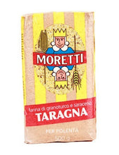 Buckwheat Polenta from Moretti