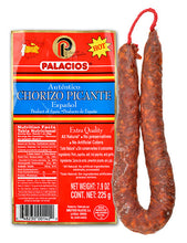 Spanish Chorizo from Palacios