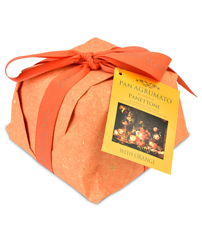 Orange Pan'Agrumato Panettone