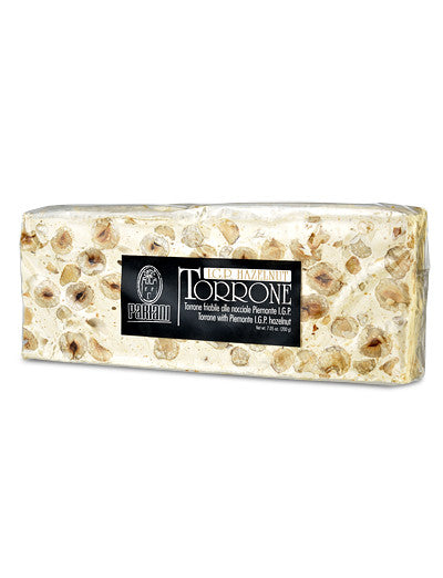 Hazelnut Torrone from Pariani