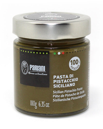 Sicilian Pistachio Paste from Pariani