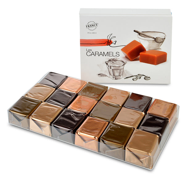 Paris Caramels Assorted French Butter Caramels