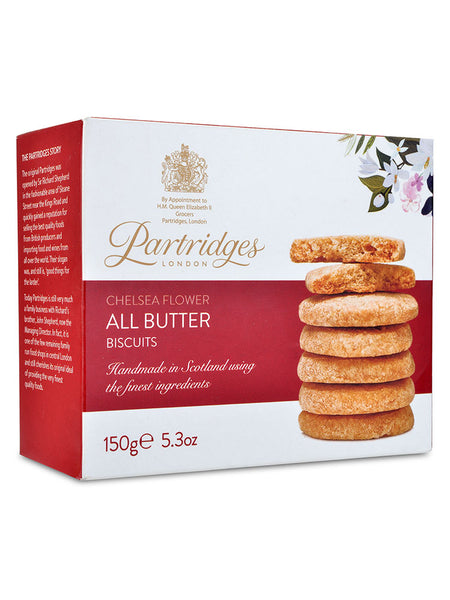 Partridges All-Butter Classic Biscuits
