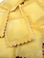 Three Cheese Fresh Ravioli