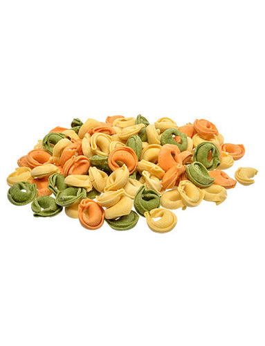 Fresh Tri-Color Cheese Tortellini