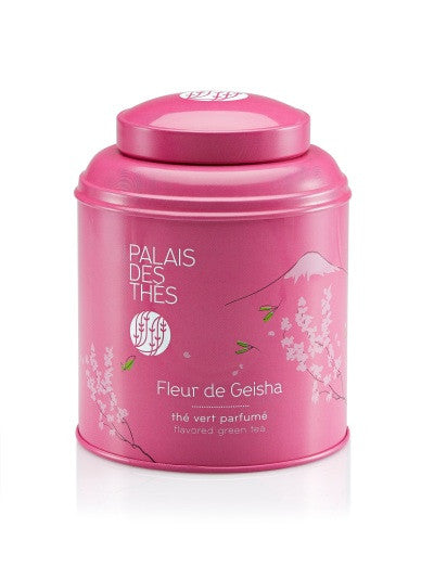 Fleur de Geisha Green Tea from Palais des Thés