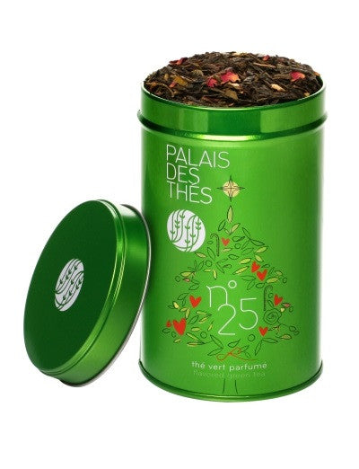 N°25 Holiday Green Tea from Palais des Thés