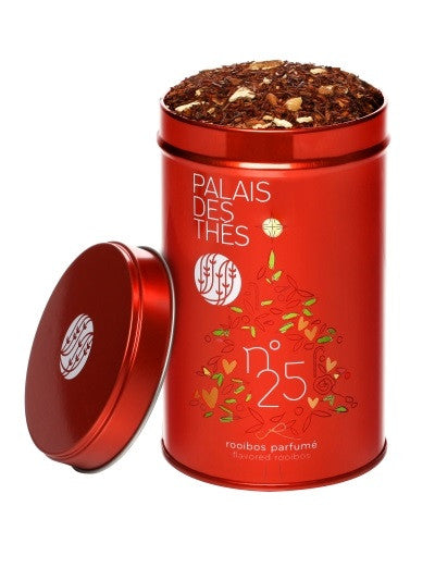 N°25 Holiday Rooibos Tea from Palais des Thés