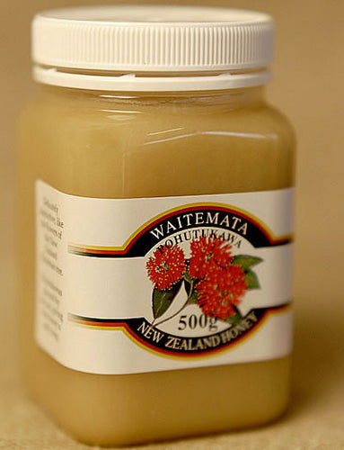 Pohutukawa Honey from Waitemata