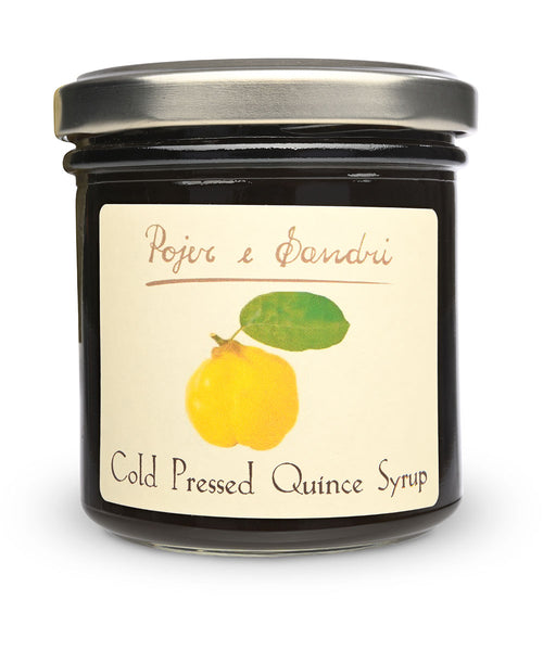 Cold Pressed Quince Syrup from Pojer e Sandri