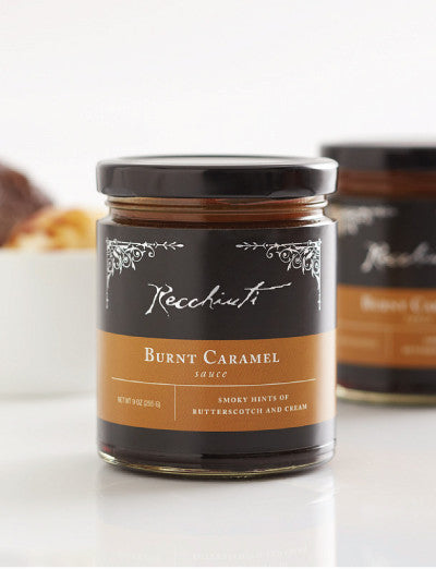 Burnt Caramel Sauce from Michael Recchiuti