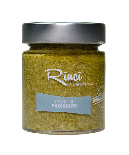 Italian Sea Fennel Pesto (Pesto di Paccasassi) from Rinci