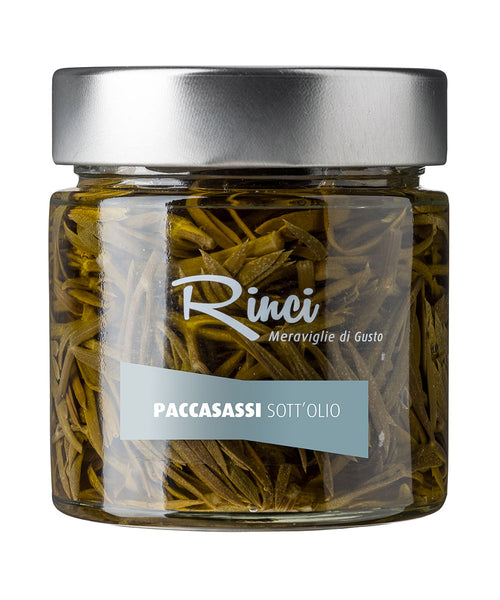 Italian Pickled Sea Fennel (Paccasassi Sott'olio) from Rinci