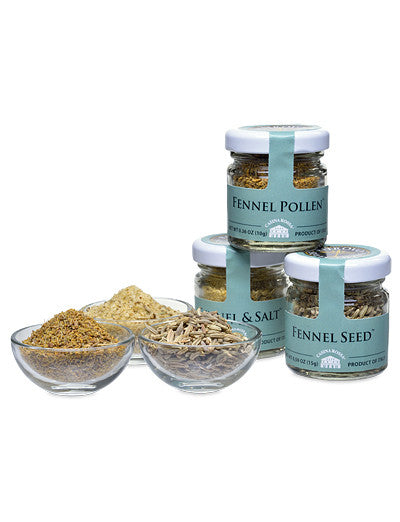 Italian Fennel Trio Gift Set