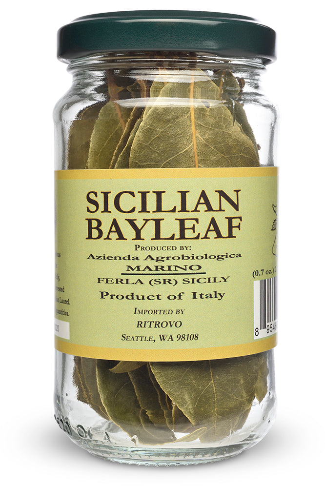 Sicilian Bay Leaves