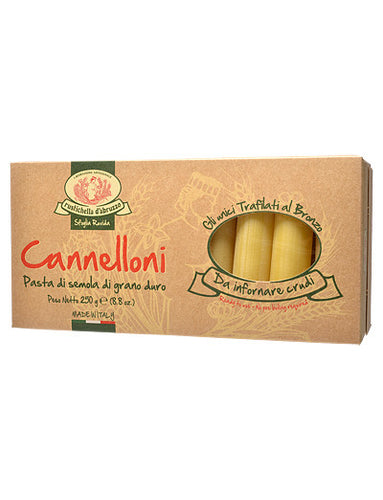 Cannelloni Shells from Rustichella d'Abruzzo
