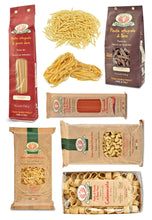 Eight Piece Pasta Sampler from Rustichella d'Abruzzo