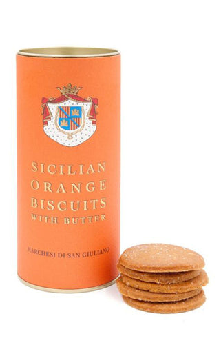 Sicilian Butter Biscuits with Orange from Marchesi di San Giuliano