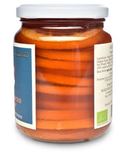 Organic Orange Slices from Marchesi di San Giuliano – Back of Jar