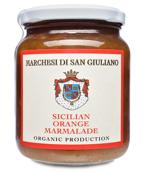 Organic Sicilian Orange Marmalade from Marchesi di San Giuliano