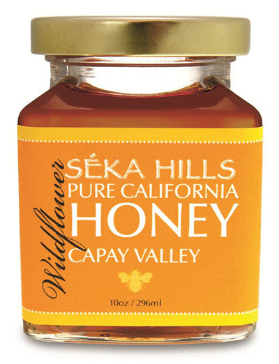 Séka Hills Wildflower Honey