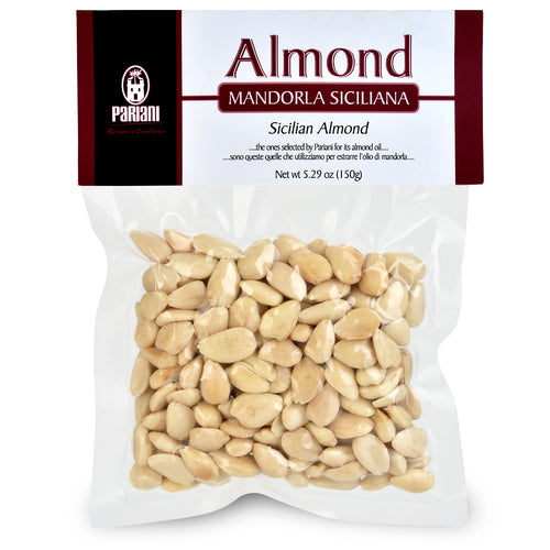 Peeled Sicilian Almonds from Pariani