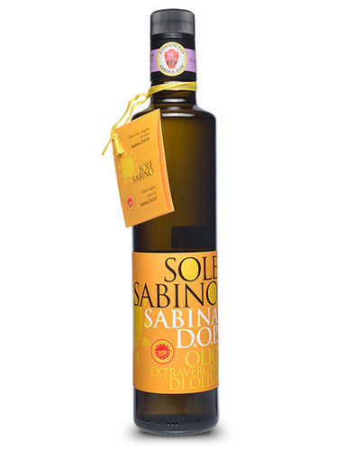 Sole Sabino DOP Extra Virgin Olive Oil