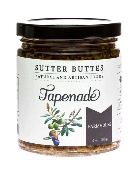 Farmhouse Olive Tapenade from Sutter Buttes