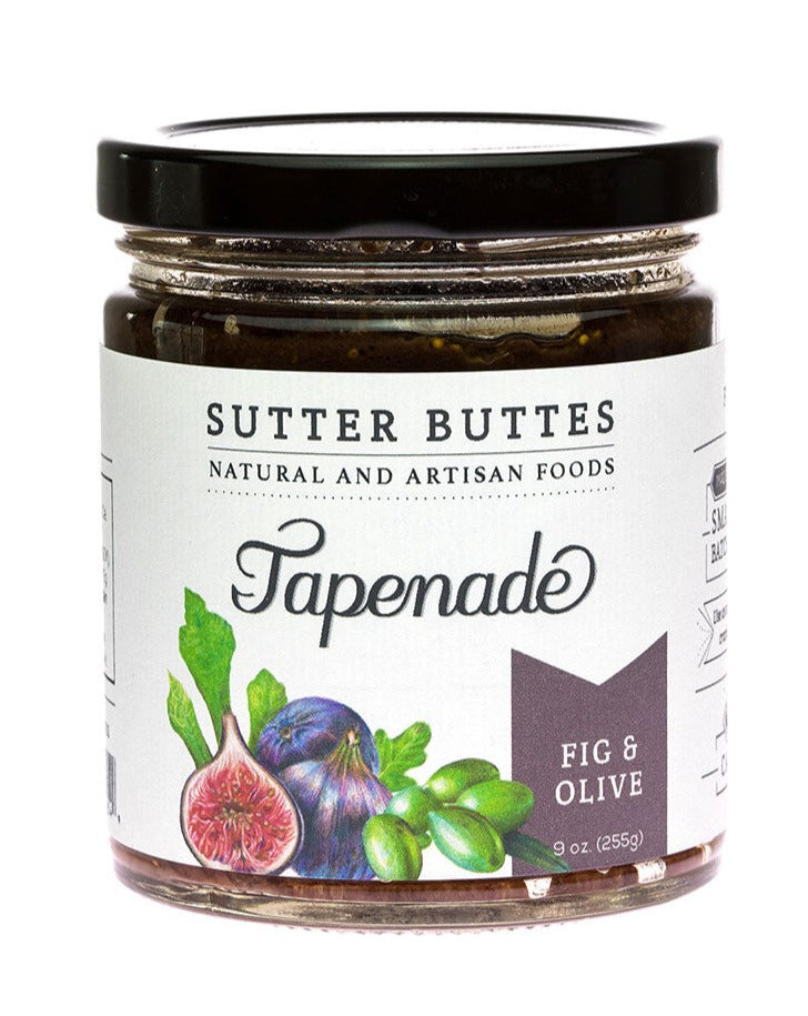 Fig & Olive Tapenade from Sutter Buttes