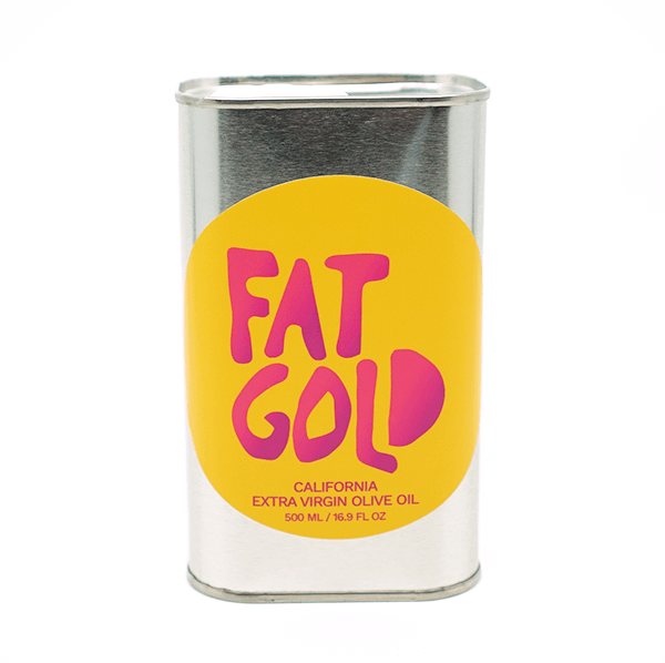 Fat Gold Extra Virgin Olive Oil