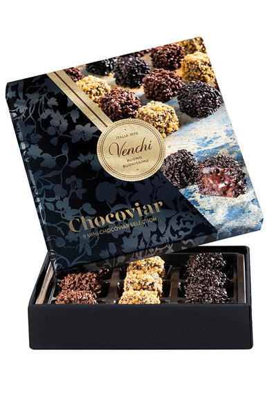 Chocaviar Chocolate Gift Box from Venchi