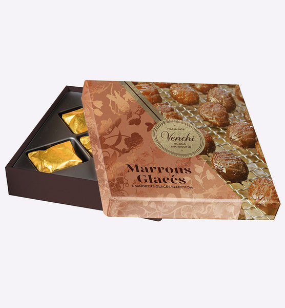 Marrons Glacés from Venchi