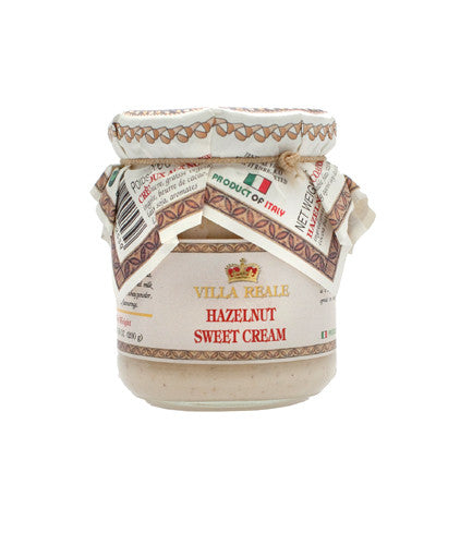 Hazelnut Cocoa Butter Spread from Villa Reale