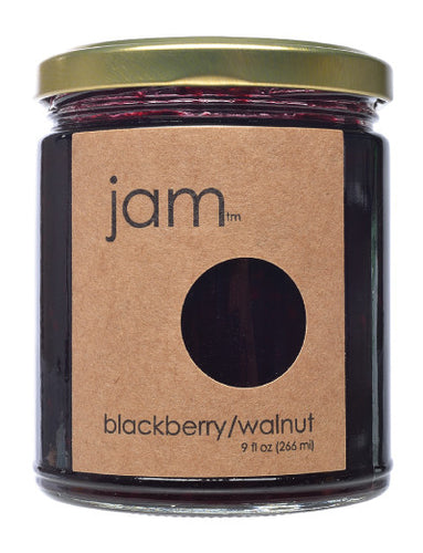 Blackberry Walnut Jam from We Love Jam
