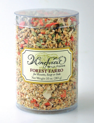 Forest Farro Blend from Wineforest Wild Foods