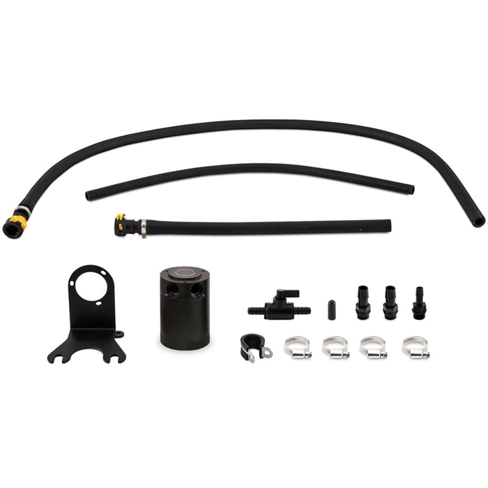 MM Baffled Oil Catch - Kit MMBCC-JLP-18PBE