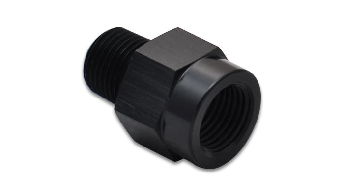 "1/8"" Male BSP to 1/8"" Female NPT Adapter Fitting - Aluminum"
