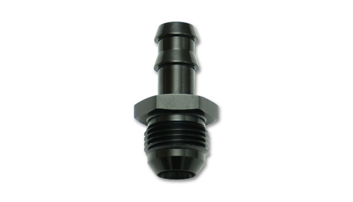Male AN to Hose Barb Straight Adapter Fitting;  Size:  -8AN  Hose Size: 1/2""